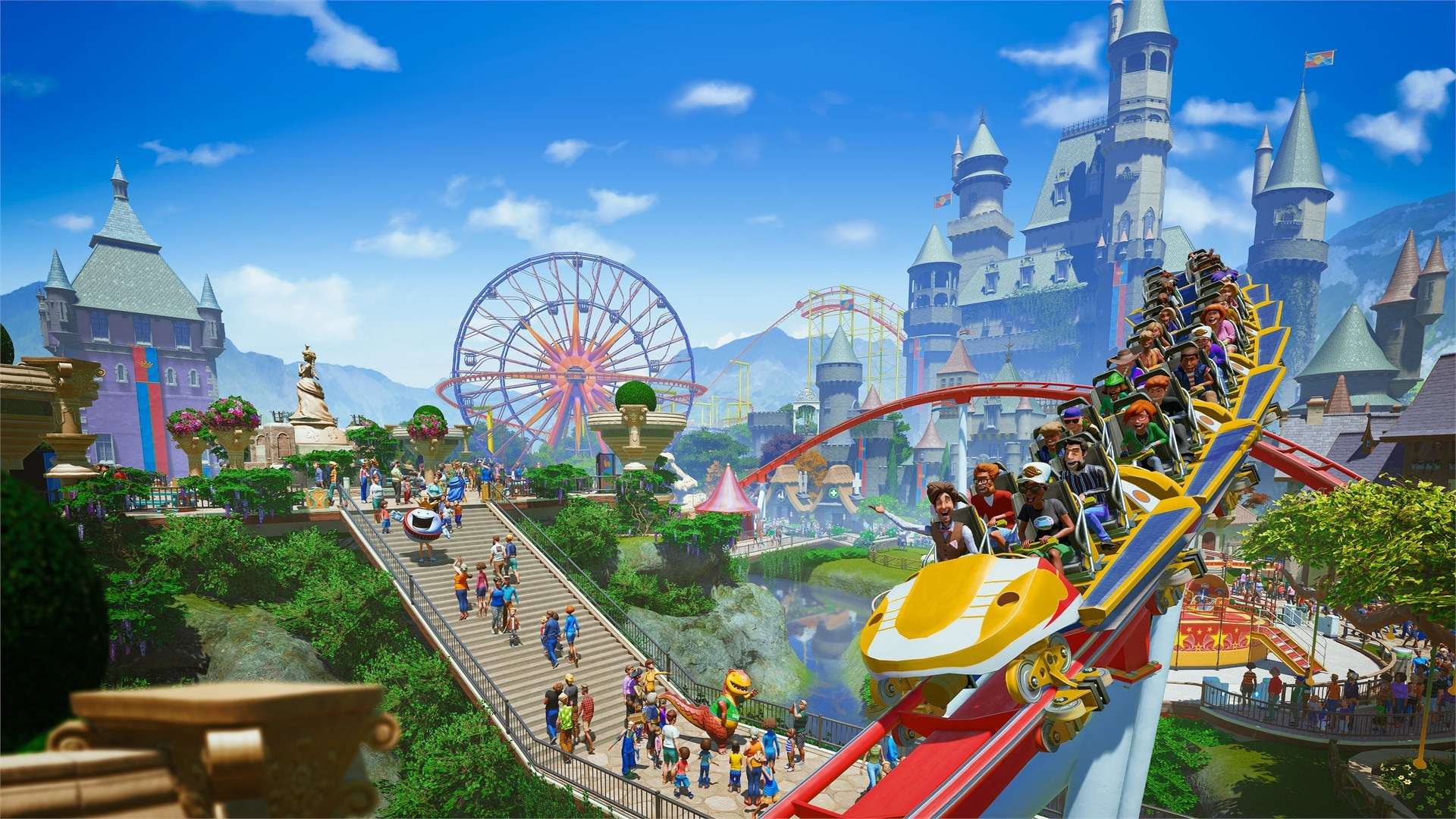 Planet Coaster: Premium Edition Is Now Available For Xbox One And Xbox Series X S 1