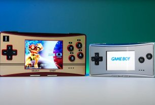 Please Forgive Us, But We Can't Get Enough Of This Shameless Game Boy Micro Clone 2