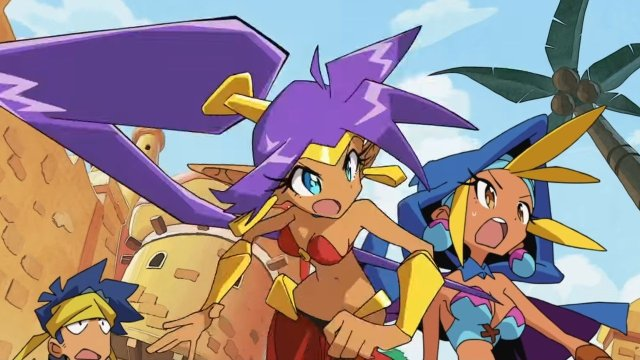 Reminder: The Entire Shantae Series Is Now Available On The Nintendo Switch 2