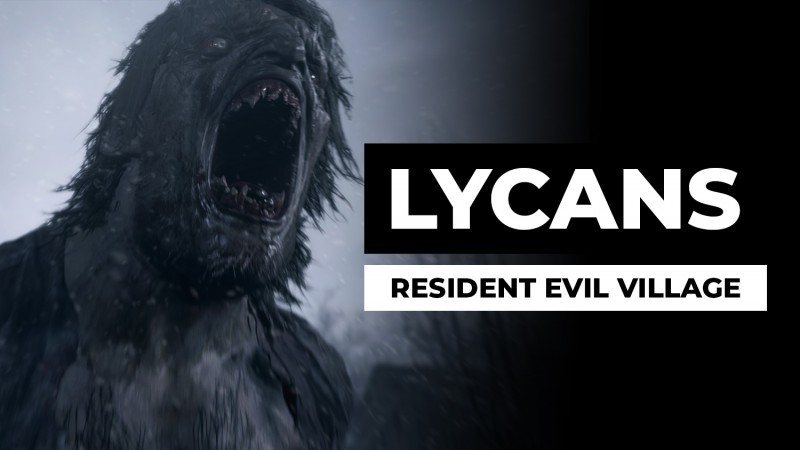 Resident Evil Village: A Deeper, Inside Look At The Lycan (4K) 1