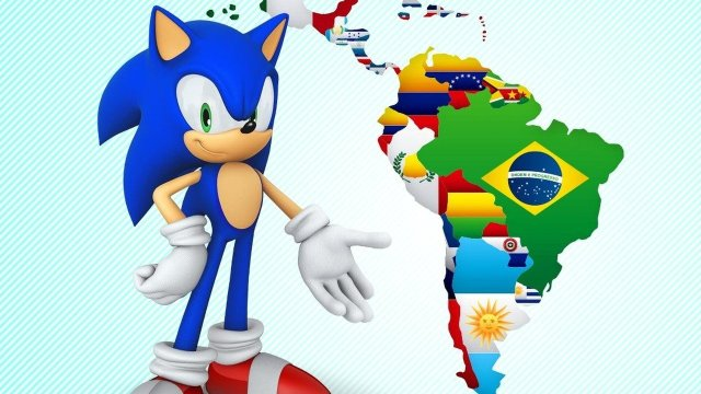 Sonic Expands Its Social Media Reach With New Official Channels For Latin America 2