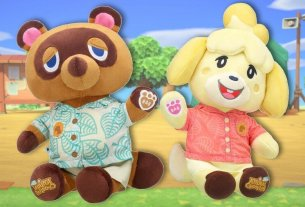 Talking Point: The Build-A-Bear Animal Crossing Collection Is A Bit Rubbish 3