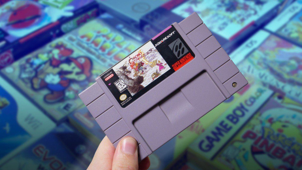 Video: Why Do We Buy And Collect Retro Video Games? 1