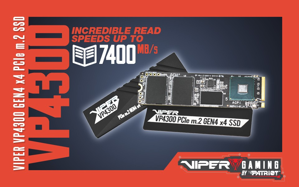 Viper Strikes with High Speed Gen4 SSD Storage 3