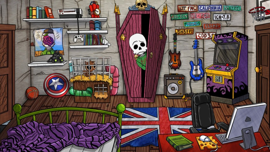 Adventure Game The Wardrobe Arrives on Xbox One 1