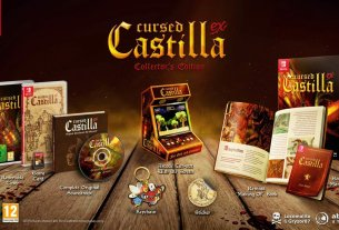 Cursed Castilla Collector's Edition For Switch Is Particularly Cool 4