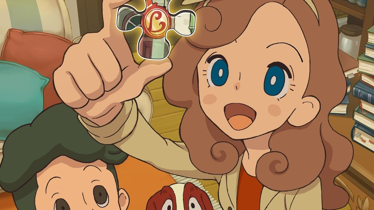 Level-5 Announces Layton's Mystery Journey 'Plus' Version For Switch 1