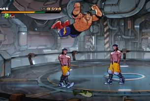 Max Thunder Joins Playable Roster In Streets Of Rage 4 'Mr. X Nightmare' DLC 2