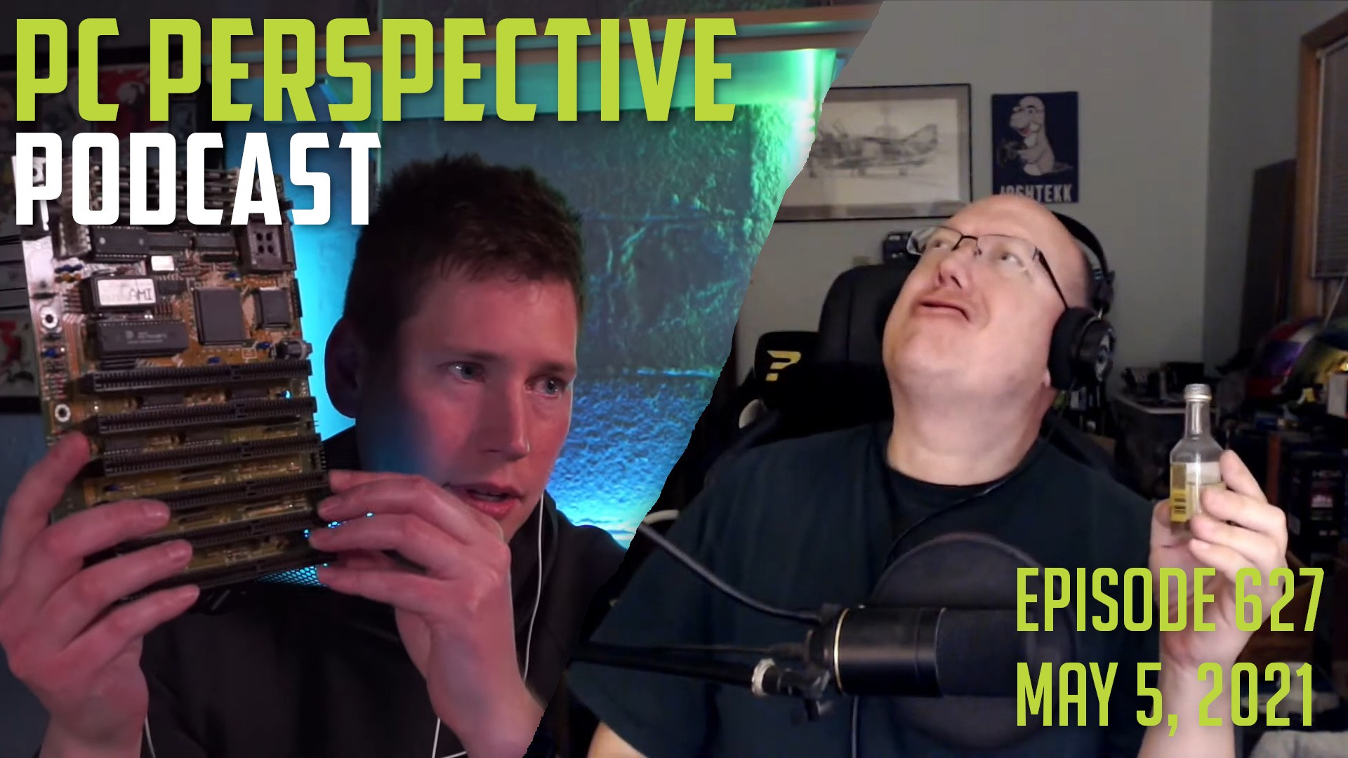 Podcast #627 – Intel rumors, AMD says NO to Zen 3 on X370, Dishwasher DRM: bad, RTX games: better?, 3080 vs 3080ish, + MORE! 1