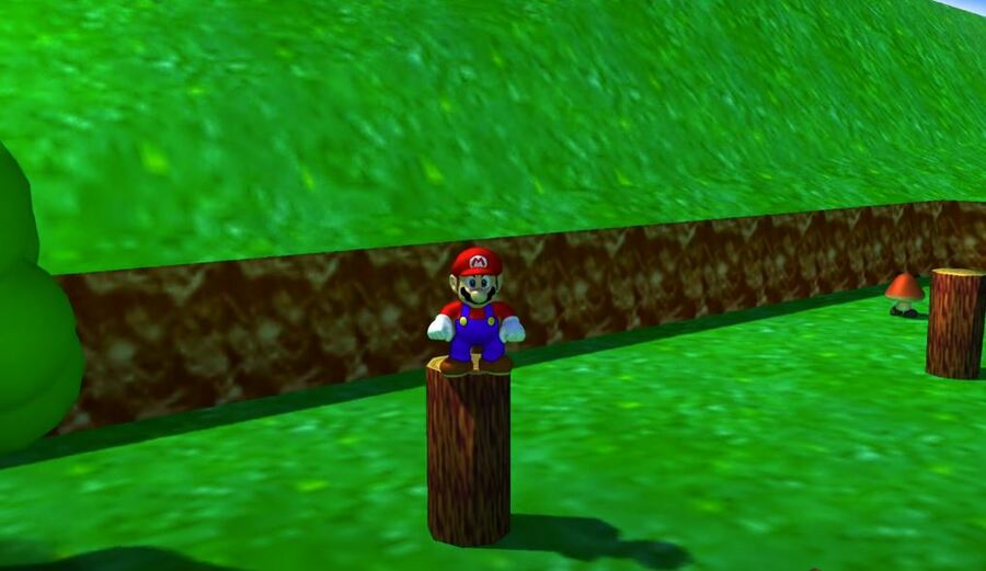 Random: There's A Project Aiming To Make Super Mario 64 Fully Ray Traced 1