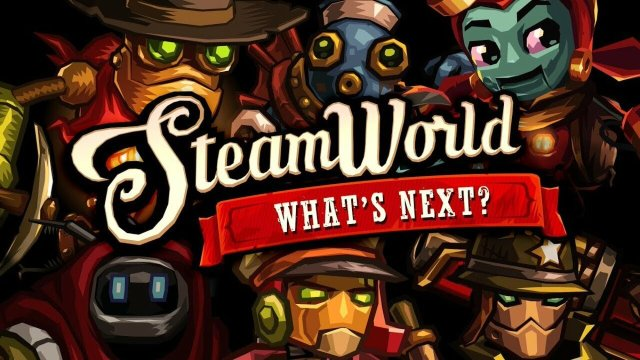 """""""Several"""" New SteamWorld Games Are Currently In Development 2"""