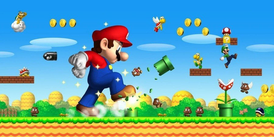 Talking Point: New Super Mario Bros. Is 15 Years Old, And It's Still Fantastic 1