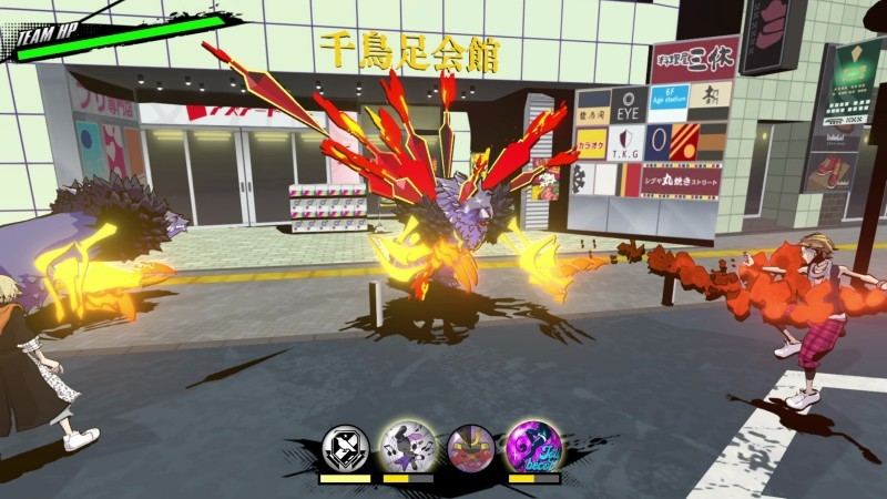 A Hands-On Look At Neo: The World Ends With You 1
