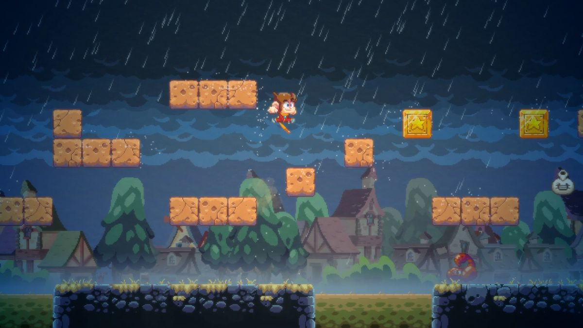 Alex Kidd in Miracle World DX is coming earlier than expected Merge Games 1