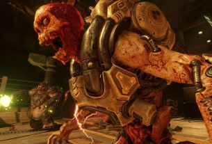 Australian Classification Board rates Id Software's 'Project 2021B,' whatever that is Doom 2016 3