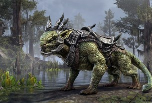 Behold the Fury of Mehurnes Dagon in TESO: Blackwood's New Cinematic Trailer 4
