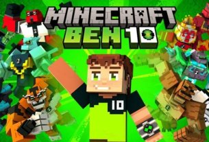 Defeat Evil With Minecraft's New Ben 10 DLC, Now Available On The Marketplace 3
