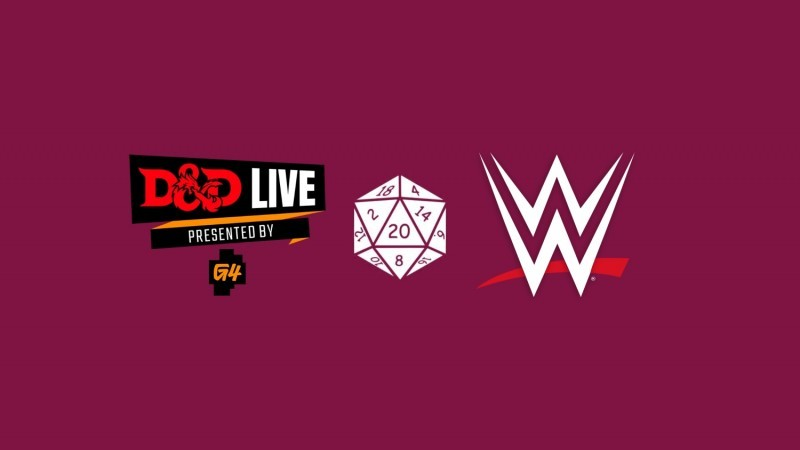 Dungeons & Dragons And WWE Superstars Collide For D&D Live 1