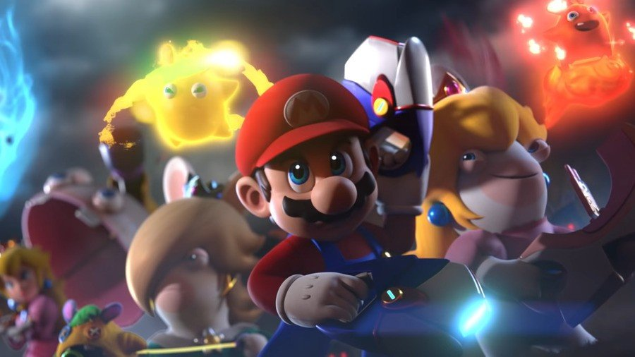 """Grant Kirkhope """"Honoured"""" To Return As Composer For Mario + Rabbids Sequel 1"""