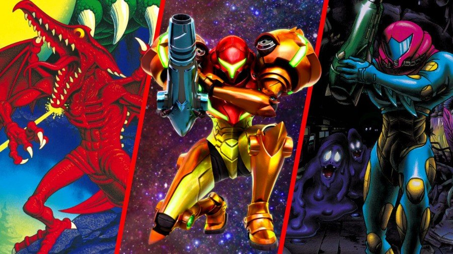 Guide: Metroid Games You Need To Play Before Metroid Dread 1