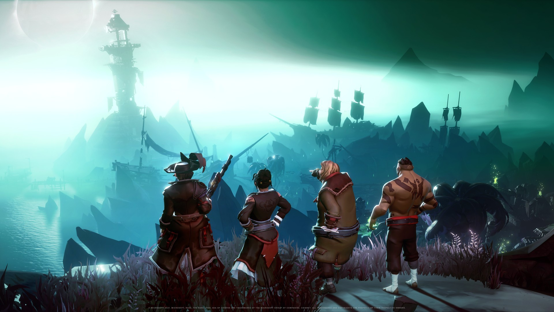 Join the Rare Crew in an Exclusive Xbox Show for a Look at Sea of Thieves: A Pirate's Life 1
