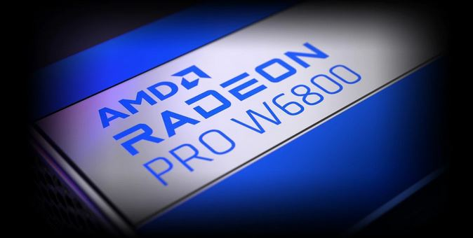 Meet The Radeon Pro W6800 And W6600 1