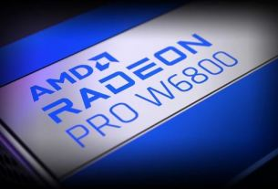Meet The Radeon Pro W6800 And W6600 5