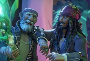 Rare on Sea of Thieves' massive Pirates of the Caribbean update and getting crossovers right 2