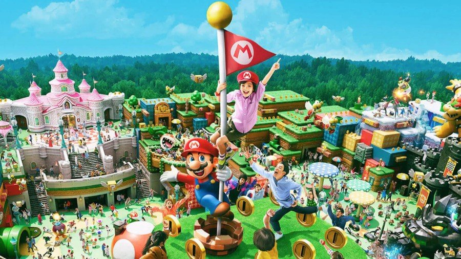 Super Nintendo World In Japan Has Officially Reopened 1