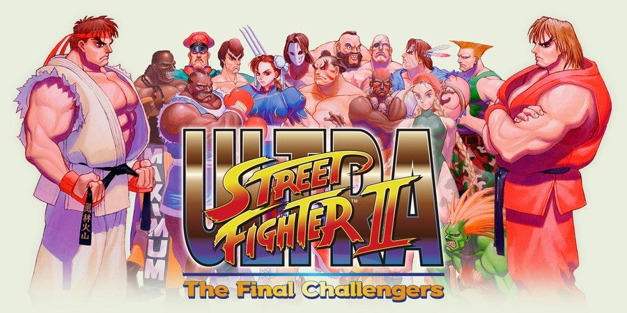 You Can't Purchase Ultra Street Fighter II From The US eShop Right Now 1