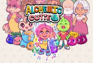 Alchemic Cutie Is Now Available For Digital Pre-order And Pre-download On Xbox One And Xbox Series X|S 4