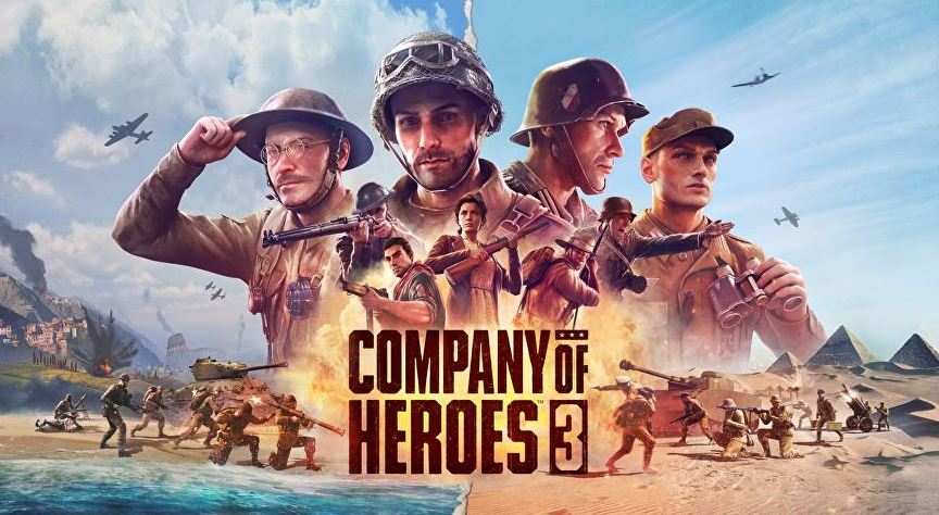 Company Of Heroes 3 Adds A Total War-like Map To The Series 1