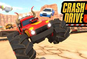 Crash Drive 3 Is Now Available For Xbox One And Xbox Series X|S 3