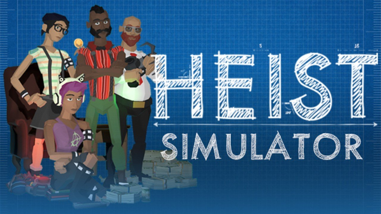 Heist Simulator Aims To Steal Away Our Spare Time, Is Heading To Switch 1