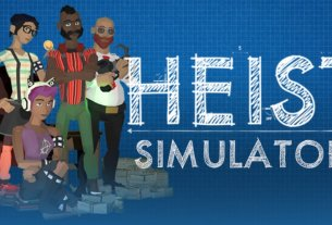 Heist Simulator Aims To Steal Away Our Spare Time, Is Heading To Switch 4