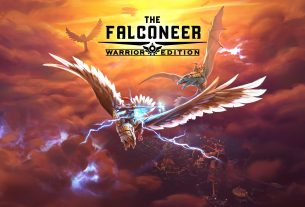 Immersing players into the world of The Falconeer using the power of the PS5 3