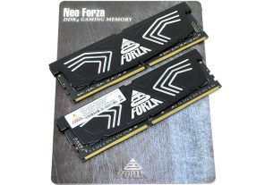 Neo Forza Faye, DDR4-4400 At CL19 4