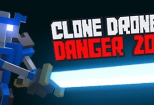 Now Available on Steam - Clone Drone in the Danger Zone, 15% off! 2