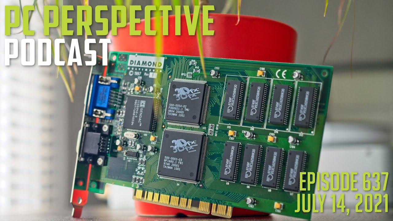 Podcast #637 – Mining GPUs Hit the Market, AMD MiniPC, Sub-Zero Cooling, 12900k Rumors and much more! 1