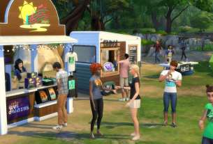 Rock Out with Bebe Rexha, Joy Oladokun, and Glass Animals in The Sims 4 3