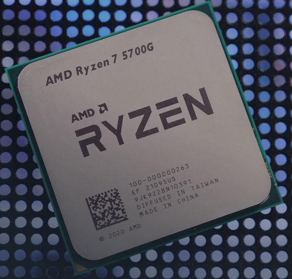 The AMD Ryzen 7 5700G APU Is Soon Generally Available 1