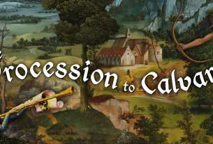 The Procession To Calvary Is Now Available For Xbox One And Xbox Series X S 6