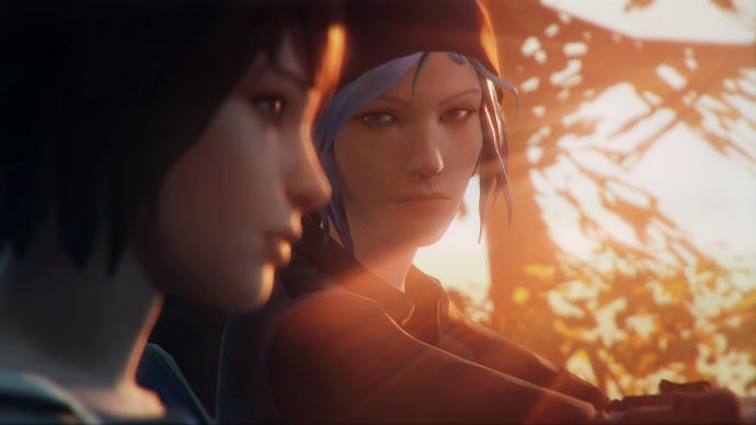 There's a line of dialogue in Life is Strange I can't stop thinking about 1