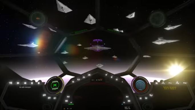TIE Fighter: Total Conversion Looks Gorgeous 3