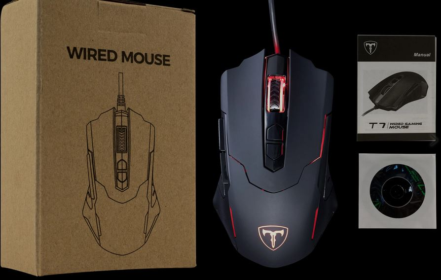 Would The PICTEK T7 Be Your Pick For A $20 Mouse? 1