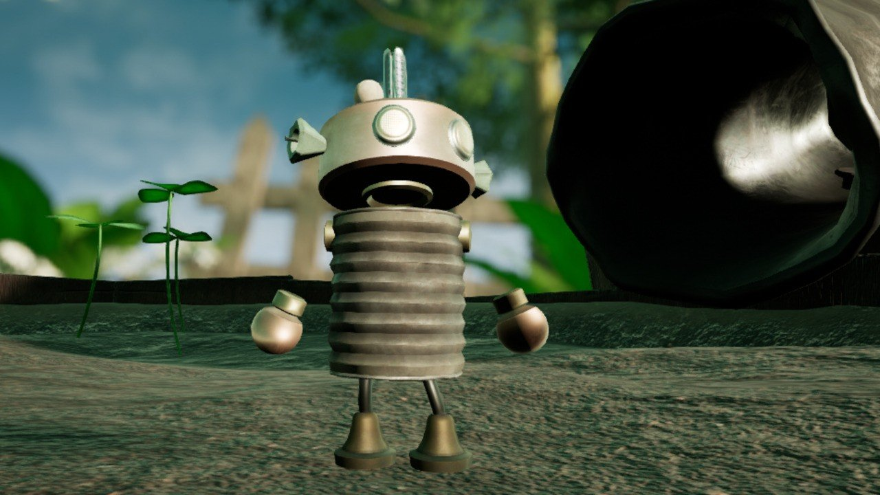 Chibi-Robo! Inspired 3D Platformer Misc. A Tiny Tale Confirmed For Switch 1