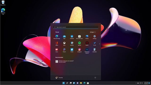 Dark mode in Windows 11 plays different sounds intended to keep you calm Windows 11 Dark Mode 2