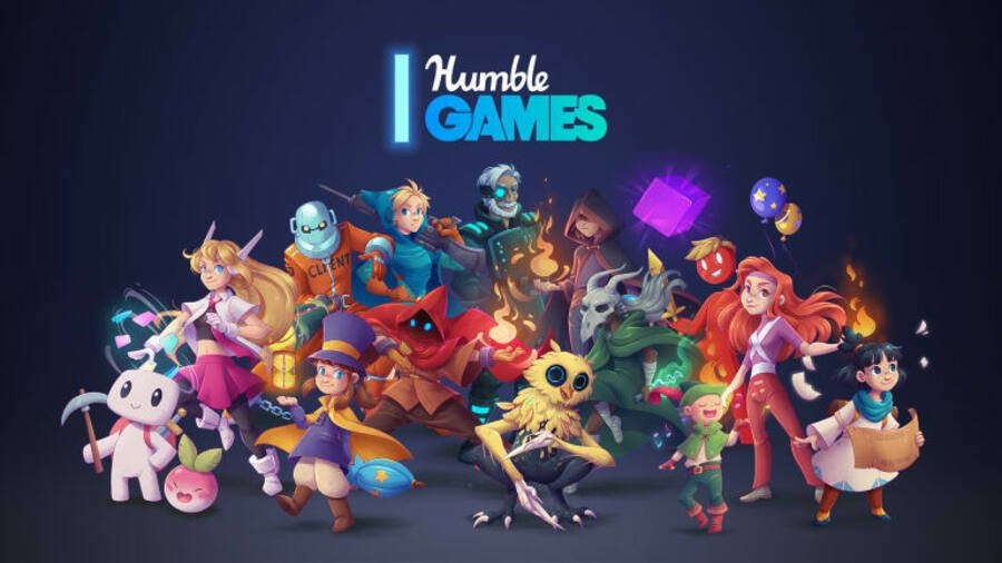 Get Up To 75% Off Switch Games In Humble Games' Publisher Sale 1