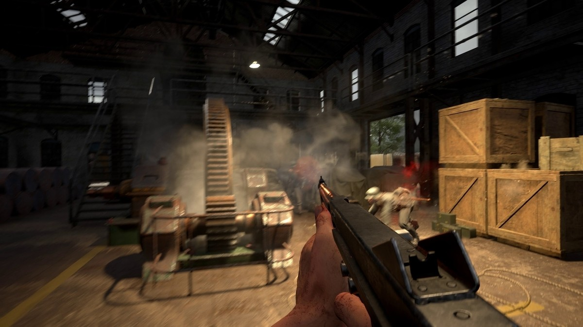 Hardcore WW2 shooter Hell Let Loose hits PS5 and Xbox Series X and S in October 1