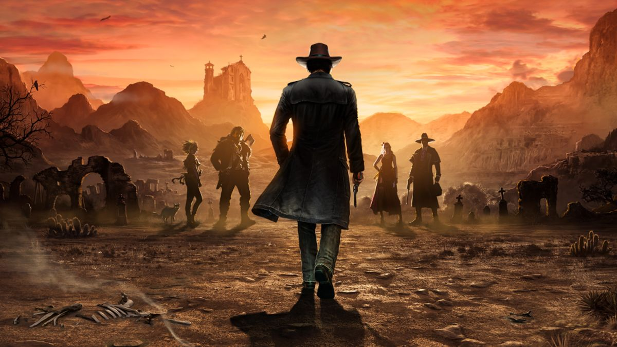Here are all the free games you can grab right now Desperados 3 Stealth Tactical Mimimi Games THQ Nordic 14